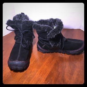Earth Kalso Technology Women's Black Winter Boots
